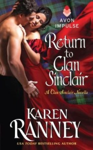 Return to Clan Sinclair book