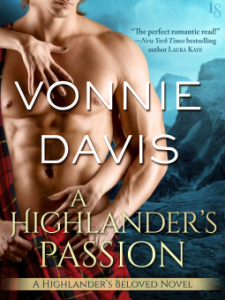 A HIGHLANDERS PASSION