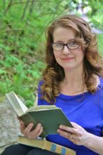 Samantha Grace Author Photo