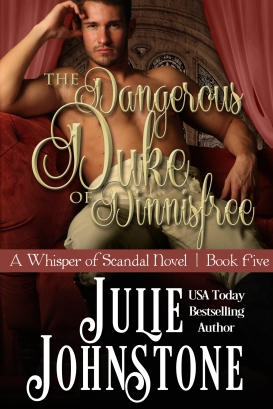 The Dangerous Duke of Dinnisfree Cover